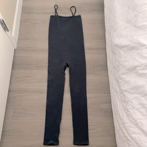 Zara Fitted Spandex Jumpsuit